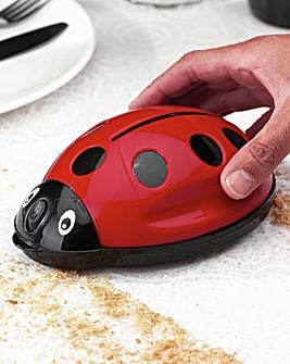 Crumbs Away Ladybird