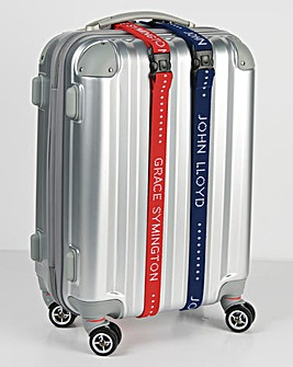 Luggage Strap Personalised