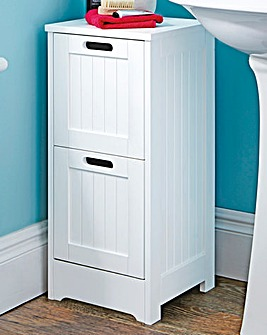 2 Drawer Tongue and Groove Unit
