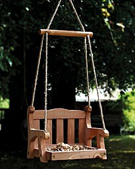 Swing Seat Bird Feeder