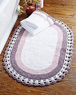 Lauren Vintage Bath Mat