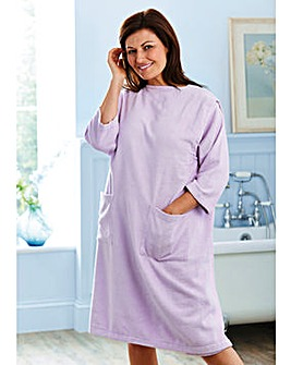 Easy Wrap Bath Robe