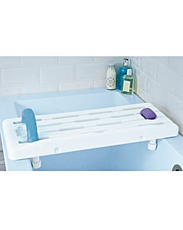 Secure Bath Bench With Handle