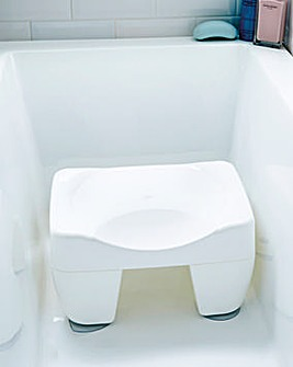 Bath Shortener and Stool