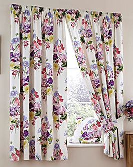 Wendy Tait Bouquet Curtains
