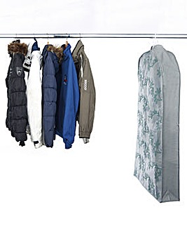 Hanging Vac Bag With Cover