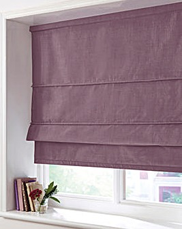 Faux Silk Thermal Blackout Blind