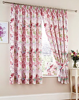 Wendy Tait Blossom Curtains