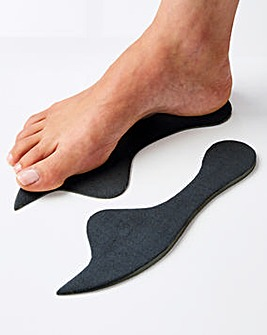 Medial and Lateral Shoe Insert