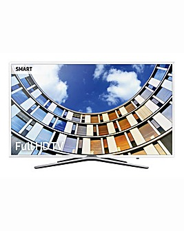 Samsung 49 Smart HD TV White + Install