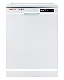 Hoover 16 Place Dishwasher White