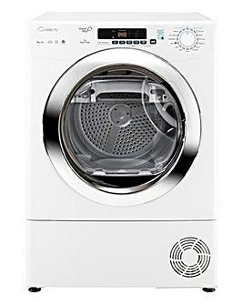 Candy 9kg Heat Pump Dryer White/Chrome