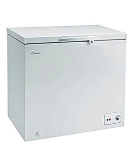 Candy 203 litre Chest Freezer White