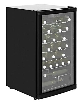 Candy 50x84cm 40 Bottle Wine Cooler