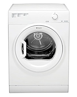 Hotpoint 7kg Vented Dryer White