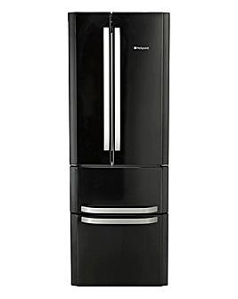 Hotpoint 70cm 4 door Fridge Freezer