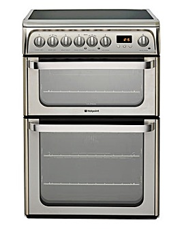 Hotpoint Ultima 60cm Double Oven