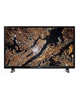 Sharp 40in HD TV + Installation