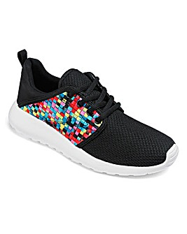 Capsule Active Woven Upper Trainers