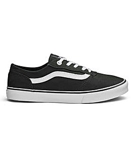 Vans Ladies Milton Trainers