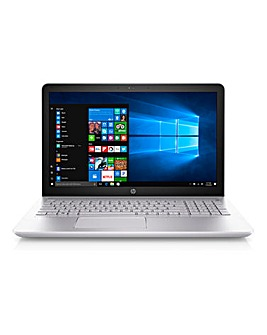 HP 15.6in i5 8Gb 1Tb Laptop Silver