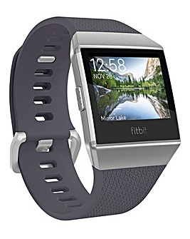 Fitbit Ionic Blue Grey