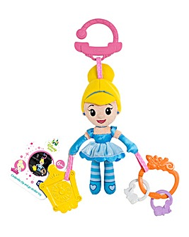 Disney Princess Cinderella Stroller Toy