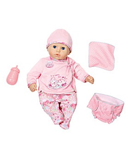 Baby Annabell I Care for You Doll