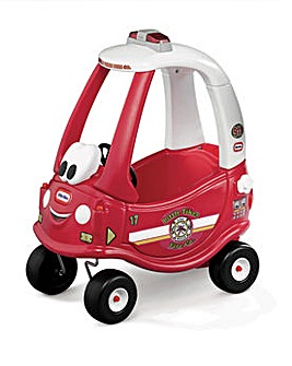 Cozy Coupe Fire Ride n Rescue