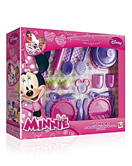 Disney Minnie Mouse Kitchen Set