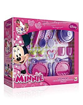 Disney Minnie Mouse Kitchen Set