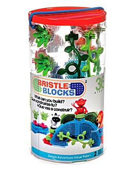 Bristle Blocks Tube - 36pc