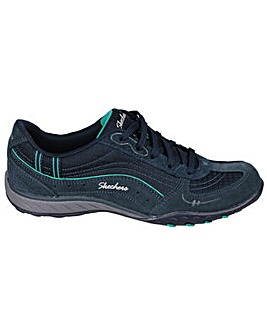 Skechers Breathe Easy Just Relax Trainer