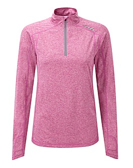 Tog24 Zephyr Womens TCZ Tech Zip Neck