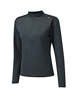 Tog24 Fire Womens TCZ Thermal Zip Neck