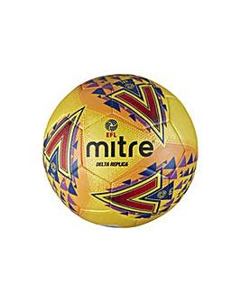 Mitre Delta EFL Replica Football