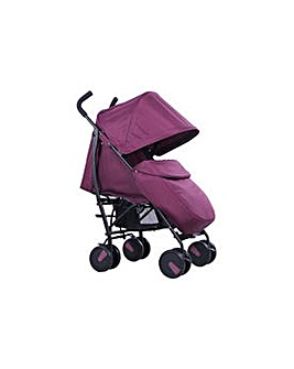 Cuggl Maple Pushchair – Mulberry
