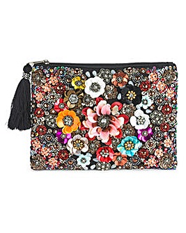 Glamorous Embroidered Bag