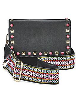 Glamorous Across Body Bag