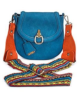 Glamorous Saddle Bag