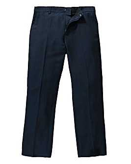 Black Label By Jacamo Linen Trousers 31