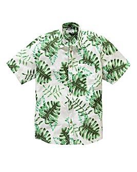 Jacamo Liberty Print Shirt Long