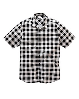 Label J Checkmate Shirt Long