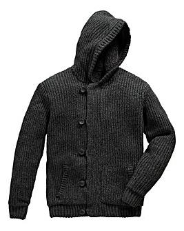 Jacamo Divide Fur Lined Knit