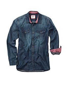 Joe Browns Our Favourite Denim Shirt L