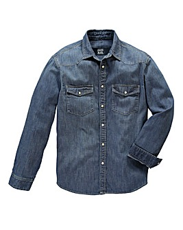 UNION BLUES Brook Denim Shirt Regular