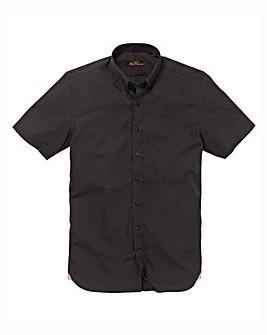 Ben Sherman Short Sleeve Poplin Shirt R