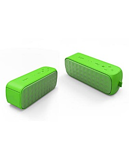 Cello Portable Bluetooth Speaker - Green