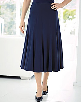 Soft Jersey Skirt Length 29in