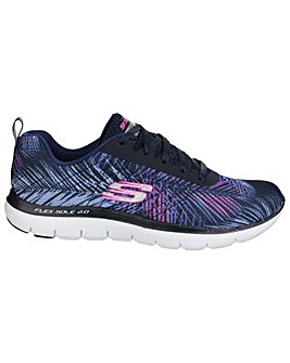 Skechers Flex Appeal 2.0 Tropical Shoe